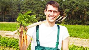 """""""Parasta viljelyssä on kasvun ihme"""""""